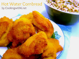 cooking with k old fashioned water cornbread granny u0027s recipe