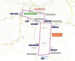 Chicago Marathon Map Daegu Marathon 2014 2015 Date Registration Course Route Map