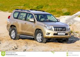 land cruiser car toyota land cruiser prado editorial stock photo image of golden