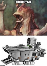 Lego Star Wars Meme - republic new republic coincidence imgflip