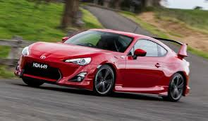 ricer supra toyota 86 aero package gives coupe wings photos 1 of 3