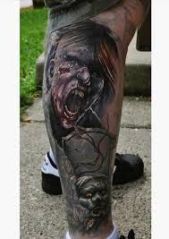 tattoo ideas zombie 16 zombie tattoo exles