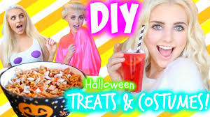 diy halloween treats u0026 last minute costume ideas aspyn ovard