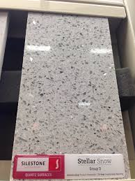 quartz countertop this would be great with white cabinets