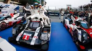 porsche 919 hybrid 2016 mission accomplished u2013 porsche wins manufacturers u0027 world