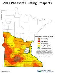 State Fair Mn Map Dnr Roadside Survey Pheasant Index Down 26 Percent Agweek