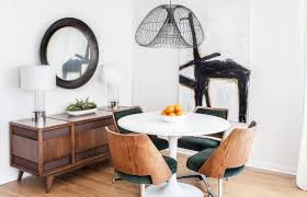Pedestal Dining Table Inspiring Decors That Frame Round Pedestal Dining Tables