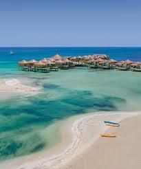 mexico overwater bungalows el dorado hotel pictures