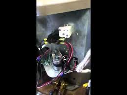 wiring an a c unit youtube