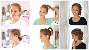 Frisuren Bob Rauswachsen Lassen by Hair Tutorial Einfache Kurzhaarfrisuren