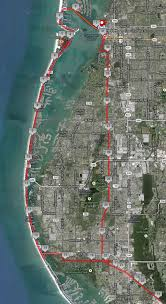 Pinellas Trail Map Clearwater Distance Classic World U0027s Marathons