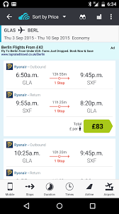 skyscanner flights a real world test coolsmartphone