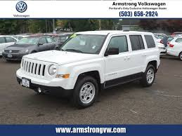 pre owned jeep patriot pre owned jeep patriot gladstone or