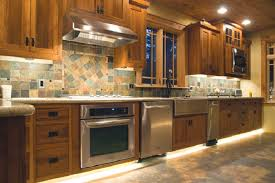 Cabinet Lights Kitchen Two Kitchens Four Lighting Ideas Design Center