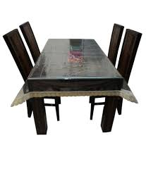 Snapdeal Home Decor Decor Club 6 Seater Pvc Single Table Covers Buy Decor Club 6