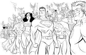 superheroes printable coloring pages thebridgesummit