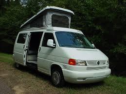 1999 volkswagen eurovan mv van camper 3 door ebay
