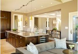 Open Floor Plan Kitchen Designs Small Kitchen Open Floor Plan Warm Open Floor Plans For Homes