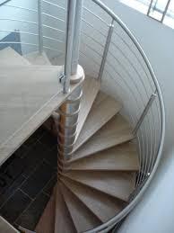 Spiral Stair Handrail Stainless Steel Indoor Wood Stairs Handrail Design Cast Iron