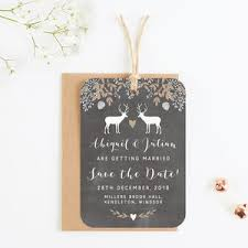 Rustic Save The Dates Save The Date Wedding Cards Notonthehighstreet Com