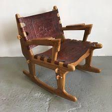 Mid Century Modern Rocking Chair Mid Century Modern Rocking Chairs Antiques Ebay