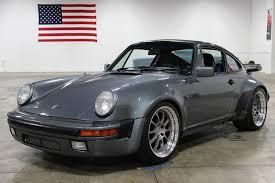 84 porsche 911 for sale 1984 porsche 911 930 m491 gr auto gallery almighty