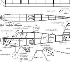 free rc plans free intermediate and advanced rc airplane plans