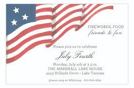 stevie streck invitations american flag invitation from stevie streck patriotic partytime