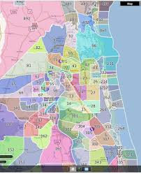 Jacksonville Florida Map Map Of Jacksonville Fl Area Map Of Jacksonville Florida Area