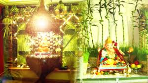 Home Ganpati Decoration 10 Simple Yet Creative Ganpati Decoration Ideas You