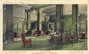 from the algonquin to the harvard club to the sofitel west 44th