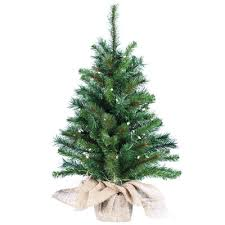 kurt adler 30 in miniature pre lit pine tree jcpenney