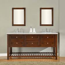 Mission Vanity Direct Vanity Sink Mission Spa Collection 70 In Double Bathroom