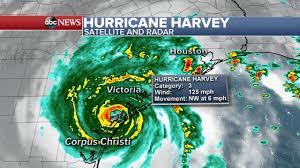 Weather Channel Radar San Antonio Texas Special Report Hurricane Harvey Makes Landfall In Texas As A