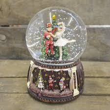 nutcracker musical snow globe no 55047 barretts of