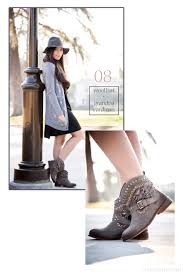 best street riding boots 20 stylish ways to wear boots