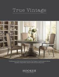 product furniture collection catalogs hooker furniture true vintage collection