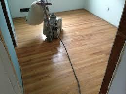 Hummel Floor Sander Price by Hardwood Floor Sander Trying Out A Rental Floor Sander At The