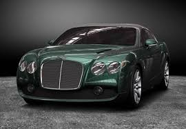 bentley green bentley continental review and photos