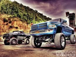Dodge Ram Off Road - bff three dodge ram trucks 8 lug magazine