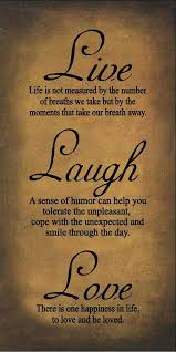 live laugh quote and quote about laugh live laugh