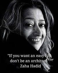 zaha hadid philosophy zahahadid quote arch2o architecture quotes pinterest zaha