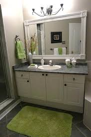 Best Bathroom Mirror Diy Bathroom Mirror Frame Ideas Wonderful Bathroom Mirror With