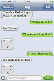 Funny Texting Jokes - the top 13 hilarious exchanges from the text from dog blog barkpost