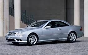 mercedes cl55 amg used 2005 mercedes cl class cl55 amg pricing for sale edmunds