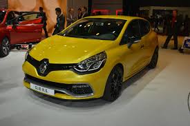 renault paris renault clio renaultsport 200 turbo live from paris