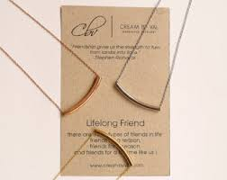best friend jewelry etsy