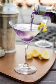purple martini recipe the aviation purple drinks are cool 2eat2drink