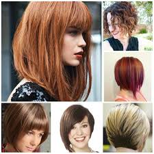 mid length hair cuts longer in front bob haircuts long at front short hair in back long in front
