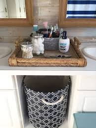 Bathroom Storage Jars Diy Bathroom Storage Jars An Easy Upcycled Decor Idea